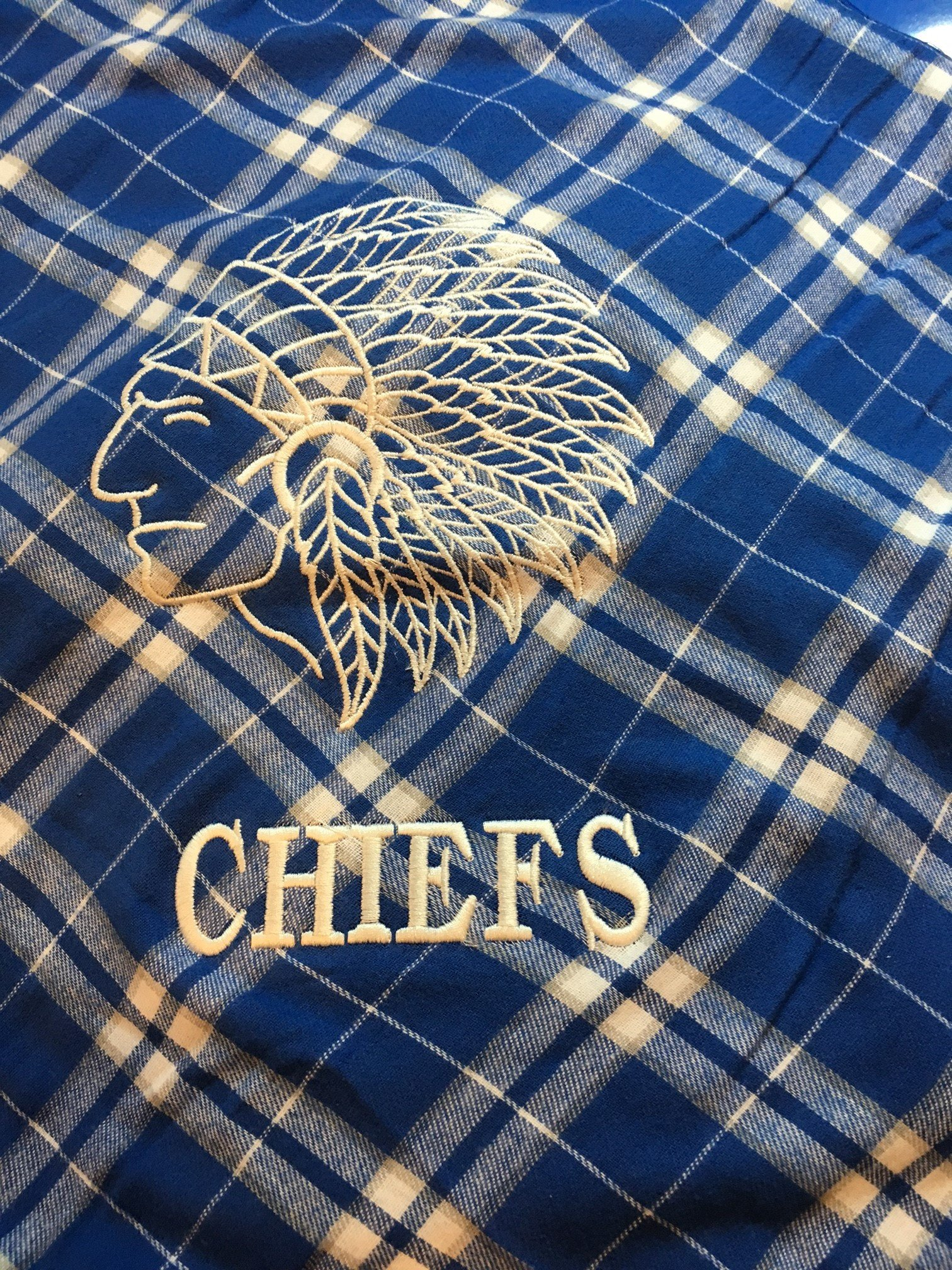 Boxercraft Caldwell Chiefs Blanket