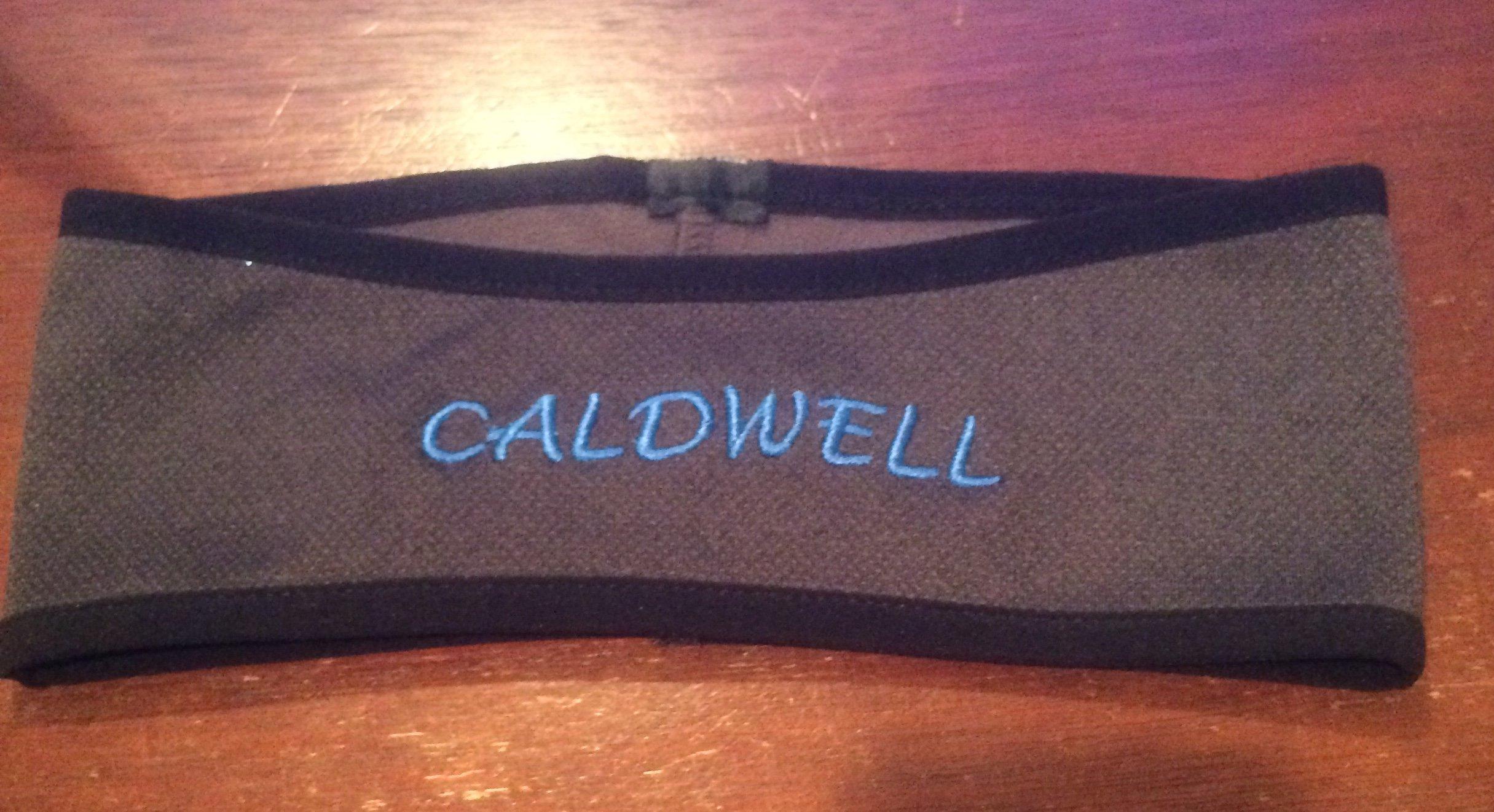 Holloway Caldwell Artillery Headband w/ Ponytail Slit