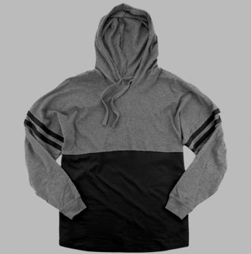 Boxercraft Hooded Pom-Pom Jersey