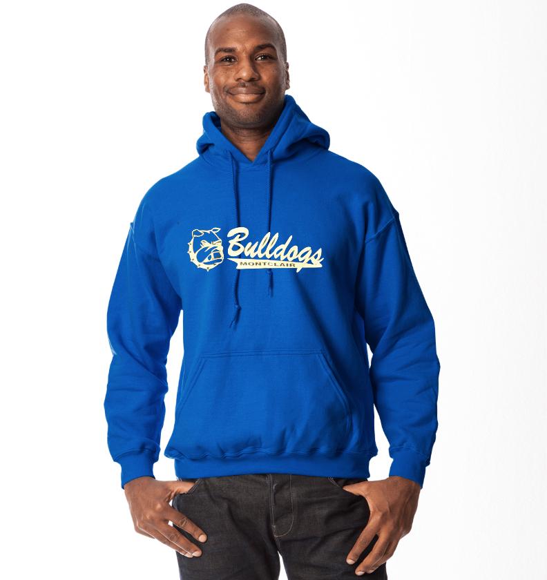Gildan Bulldogs Sweatshirt