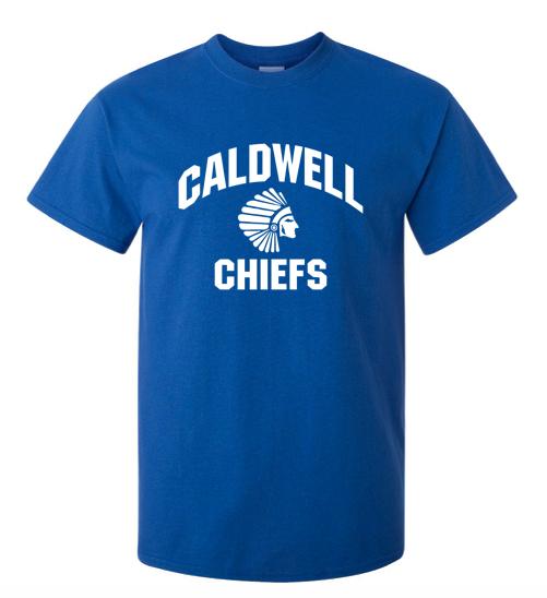 Gildan Caldwell Chiefs T-Shirt