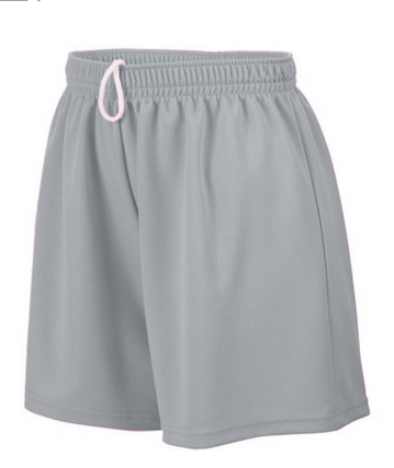 Augusta Ladies Mesh Shorts