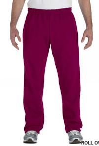 Gildan Open-Bottom sweatpants