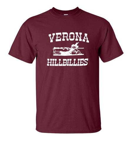Gildan HILLBILLY FOR LIFE Short Sleeve T-Shirt