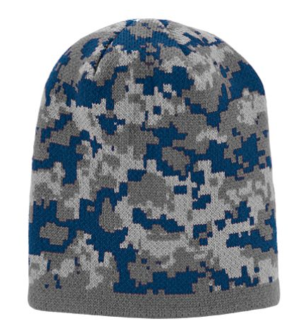 Augusta Digi Camo Knit Beanie Hat