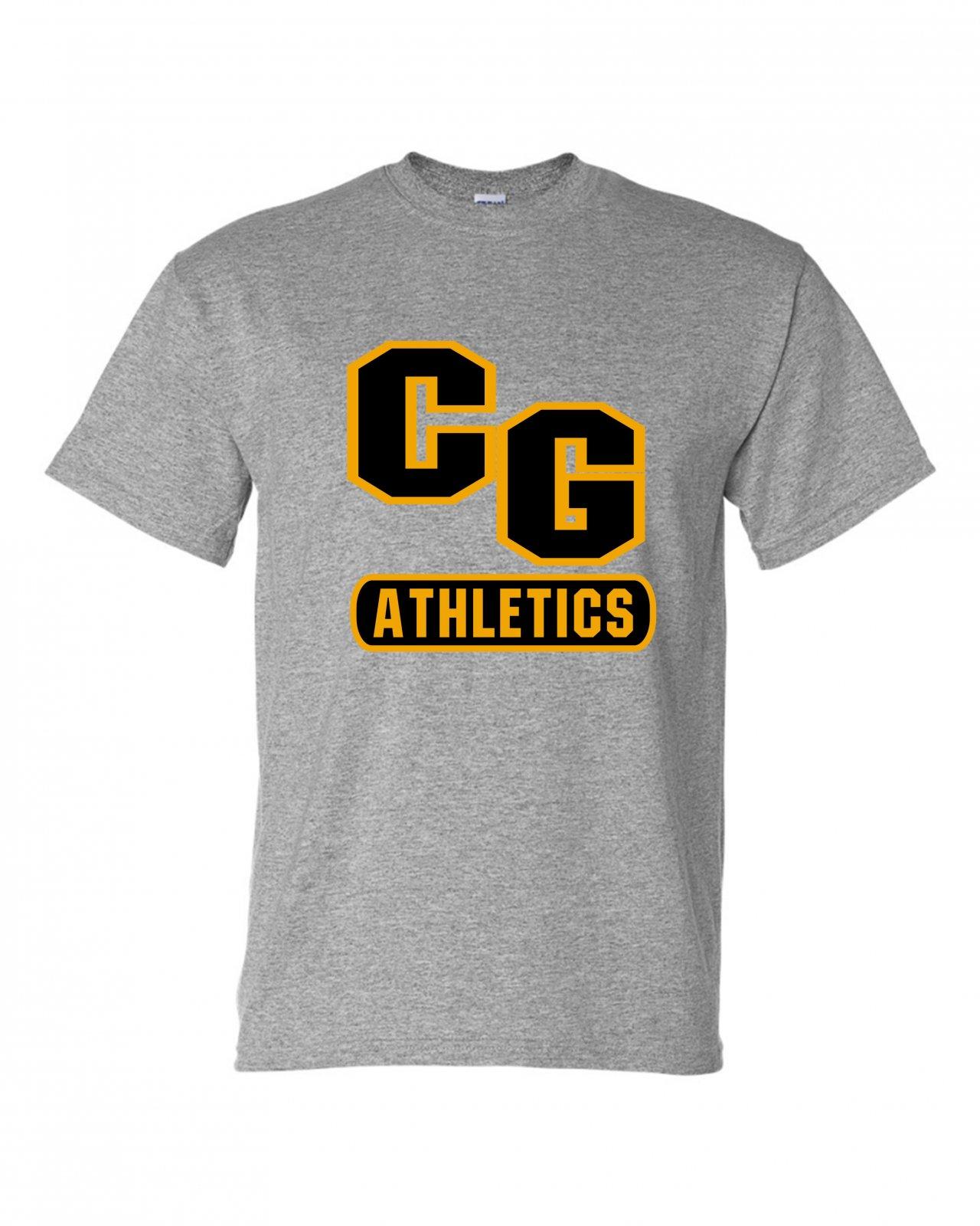 Gildan Cedar Grove Athletics Two-Color T-Shirt