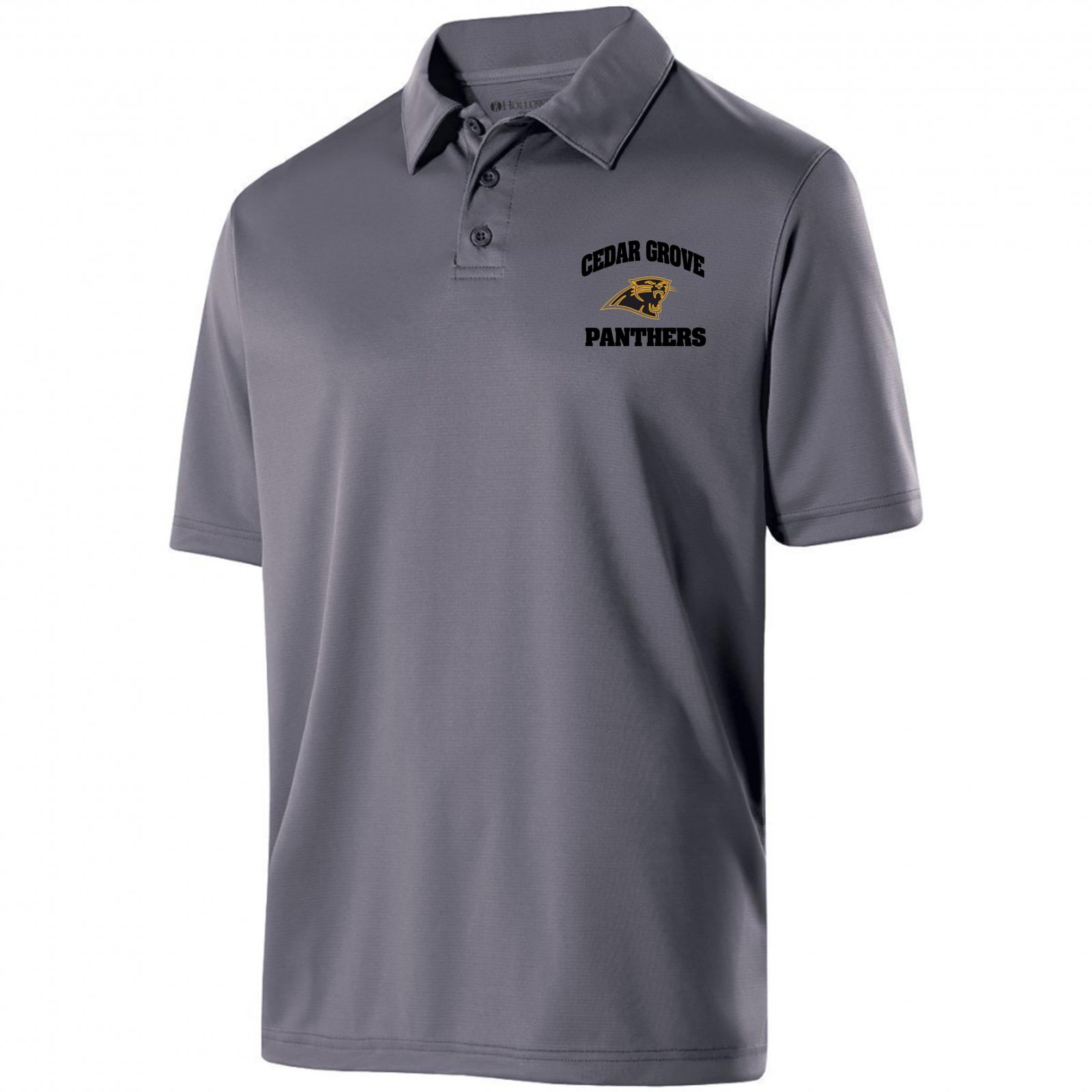 Holloway Cedar Grove Panthers Shift Polo