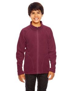 Team 365 Campus Microfleece Jacket