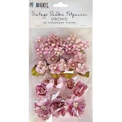 Vintage Shades Potpourri Orchid