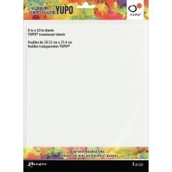 Yupo Translucent Sheets