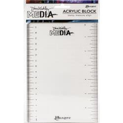 Dina Wakley Acrylic Block