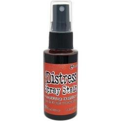 Tim Holtz Distress Spray Stain 1.9oz Crackling Campfire