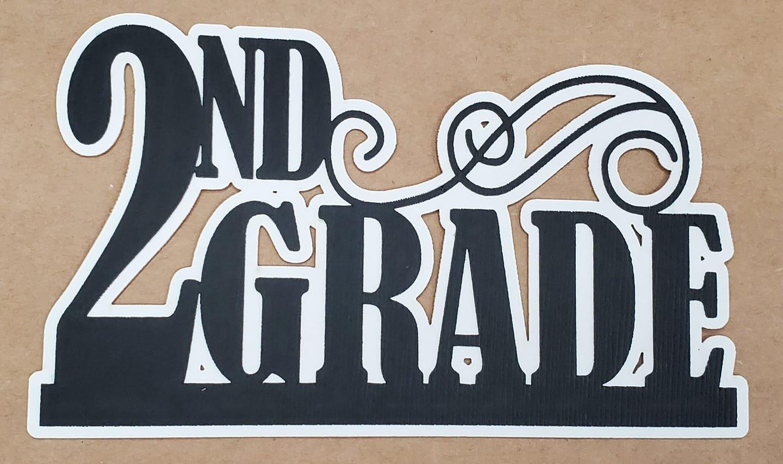 2ND Grade Title