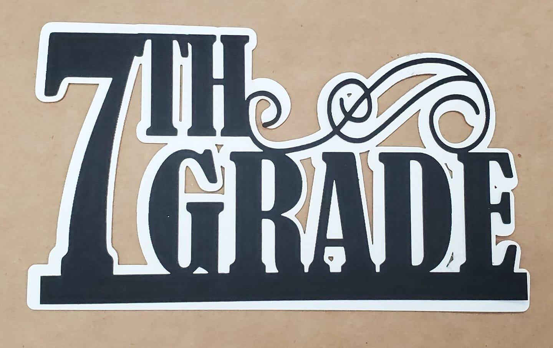 7TH Grade Title