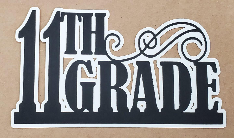 11TH Grade Title