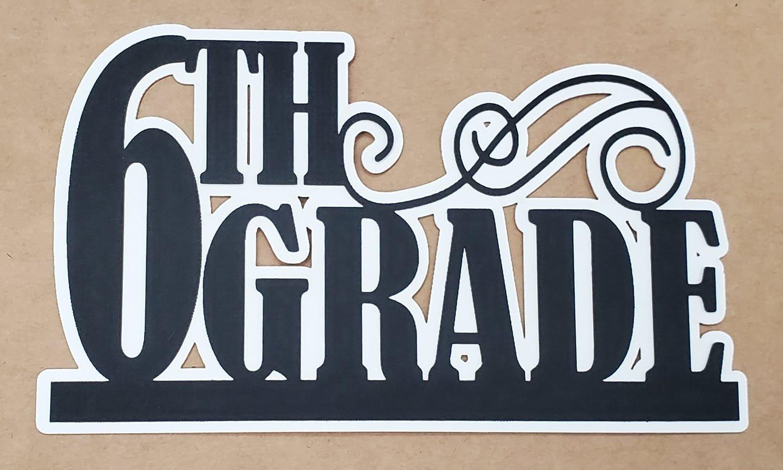 6TH Grade Title