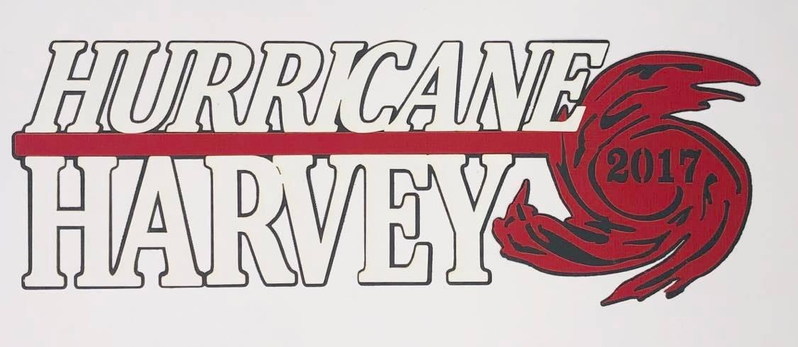 Hurricane Harvey Title