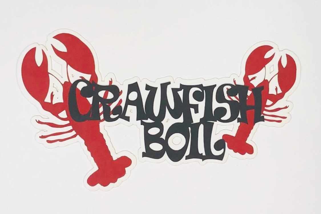 Crawfish Boil Title