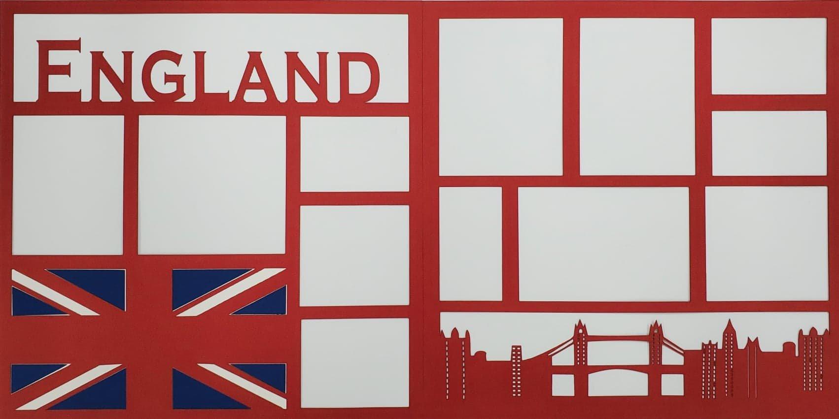 England Overlay