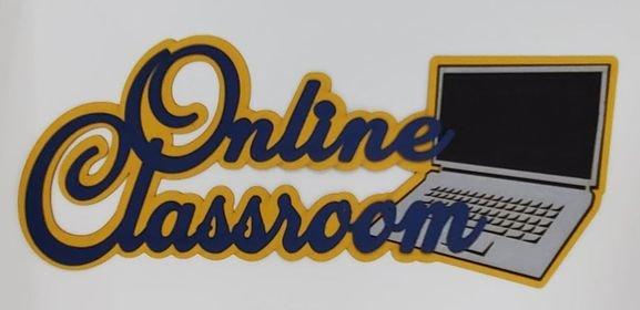 Online Classroom Title