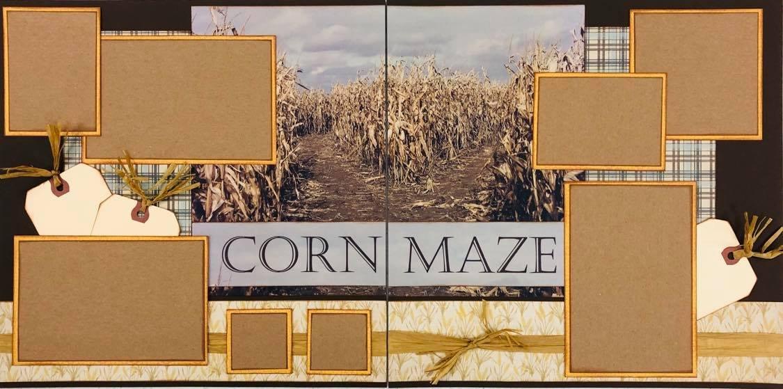 Corn Maze Layout