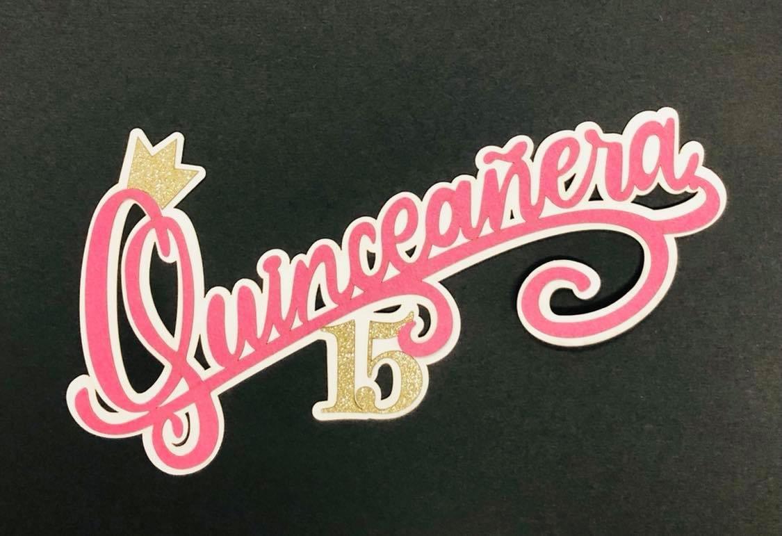 Quinceanera Title