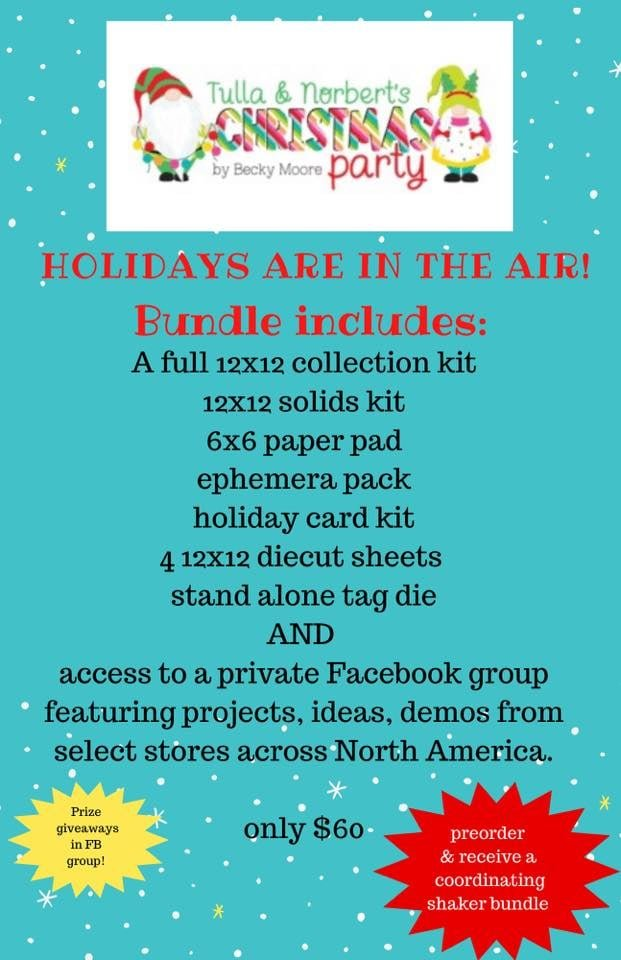 PREORDER - Holidays are in the AIR Photo Play Bundle