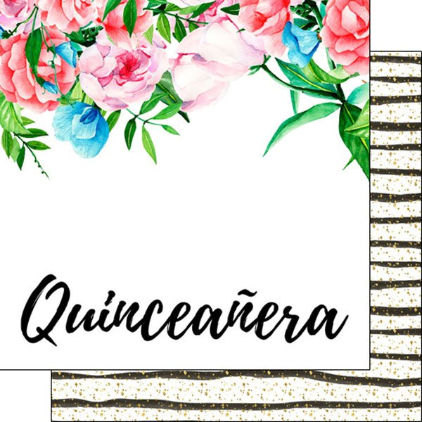 Quinceanera 12x12