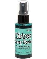 Tim Holtz Distress Spray Stain 1.9oz Salvaged Patina