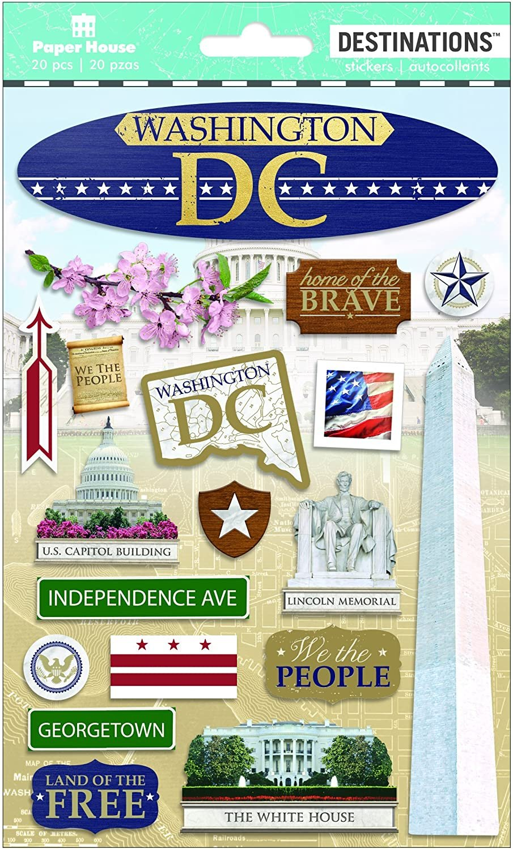 Destinations Washington DC