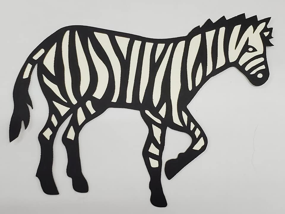 Zebra Title