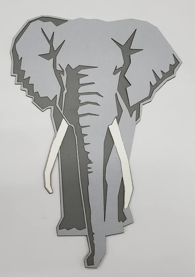 Elephant Title