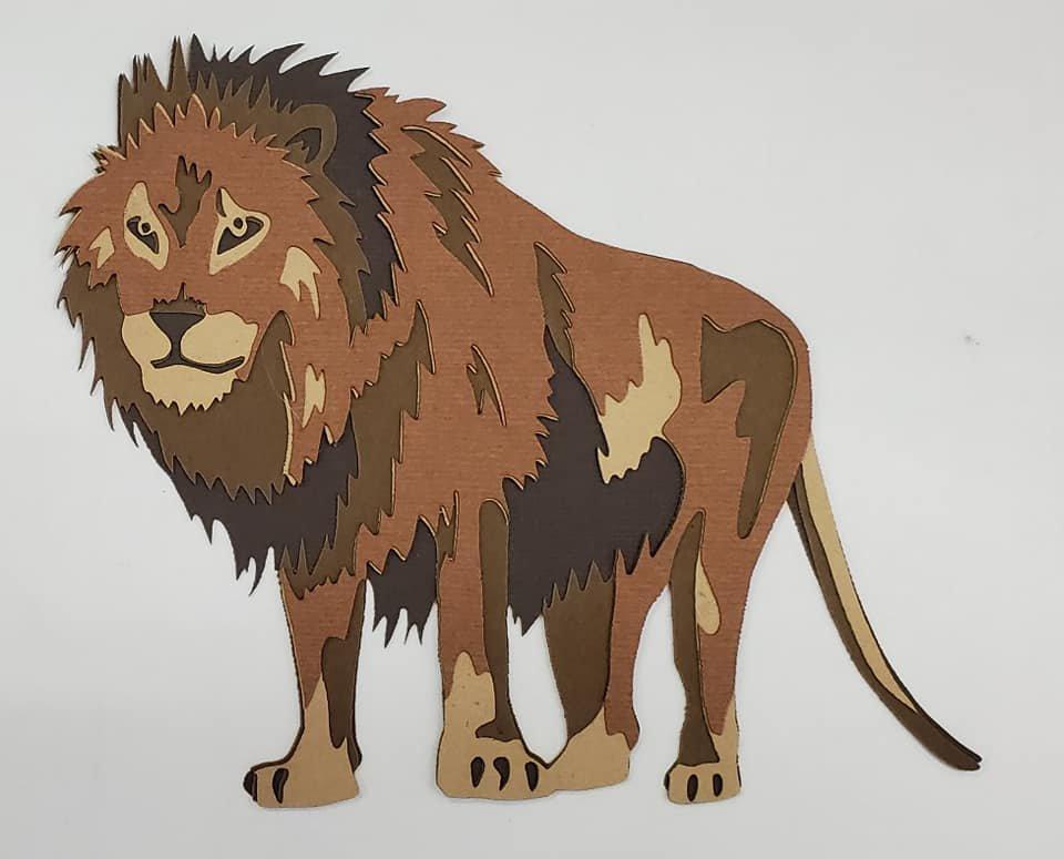 Lion Title