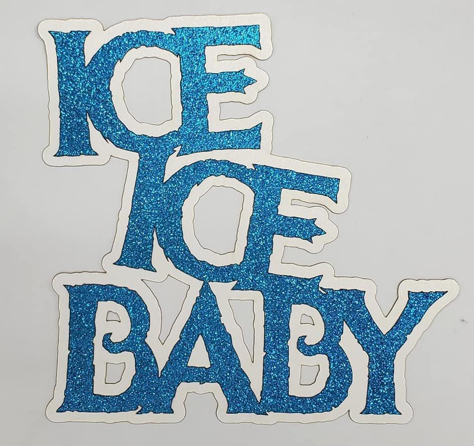 Ice Ice Baby Title
