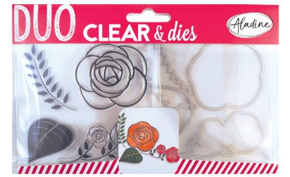 Duo Clear and Die Rose
