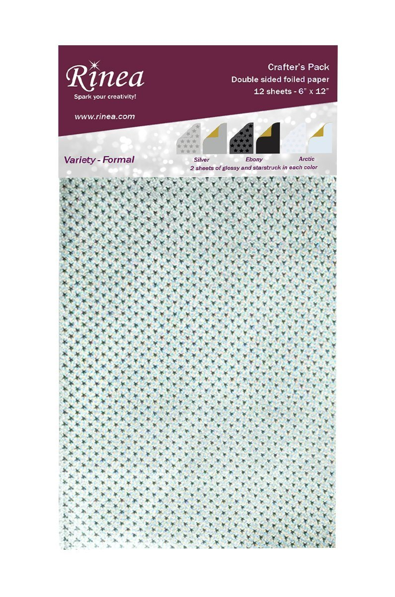 Rinea Foiled Paper Pack - Formal Variety Pack