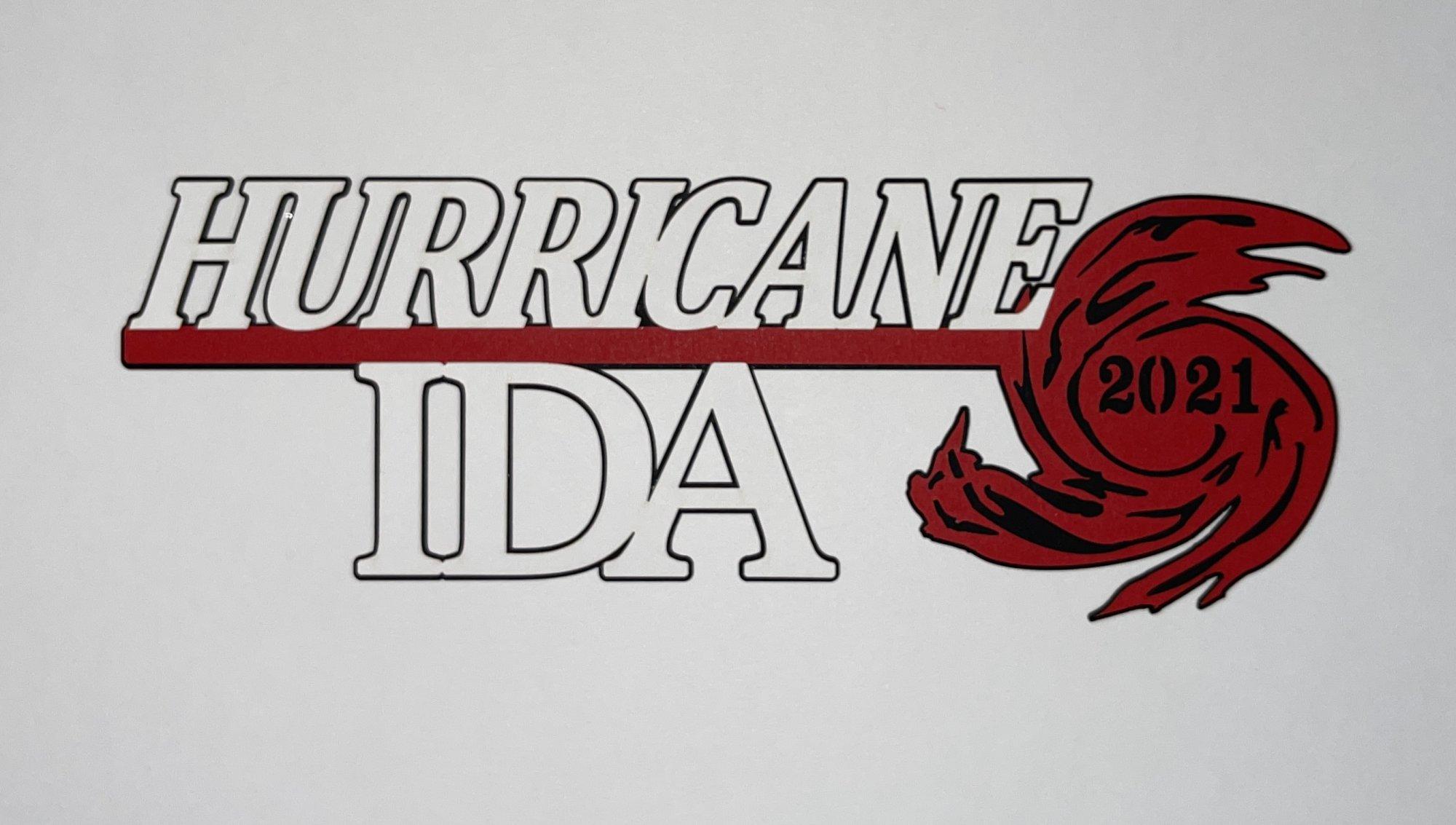 Hurricane Ida Title