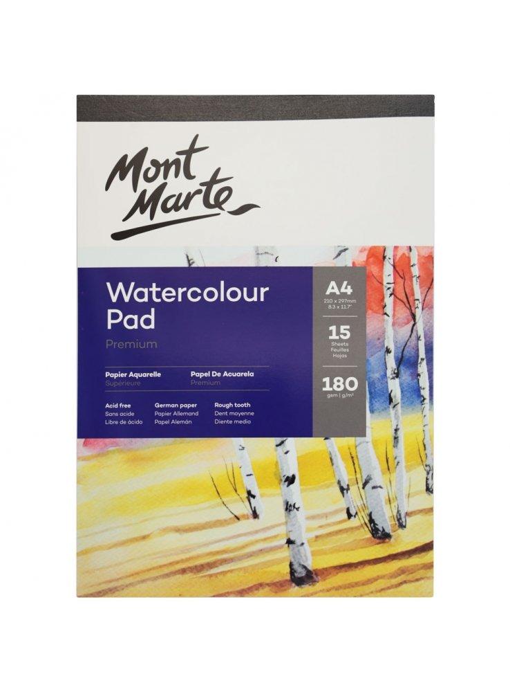 Premium Watercolour Pad