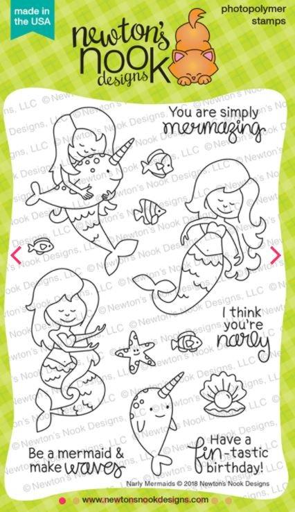 Narly Mermaids