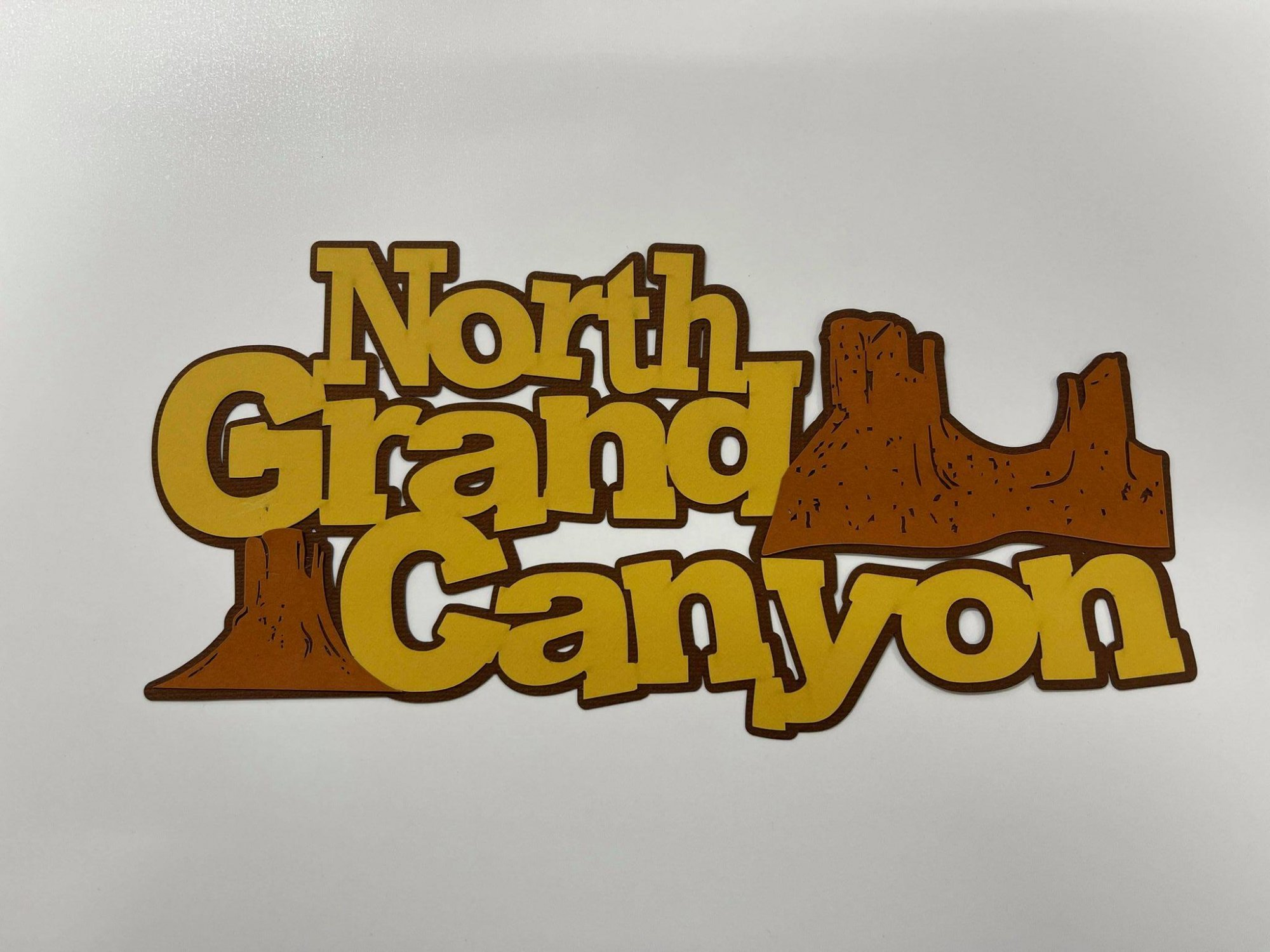 North Grand Canyon Title