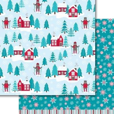 Snow Much Fun - Frosty Chalet