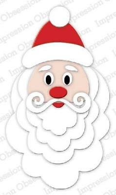 Santa Head Die