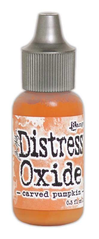 Distress Oxide Refill Carved Pumpkin