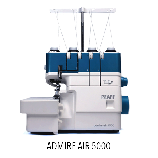 Admire Air 5000 - Serger