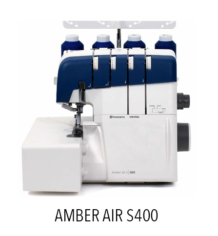 Amber Air S400 - Serger