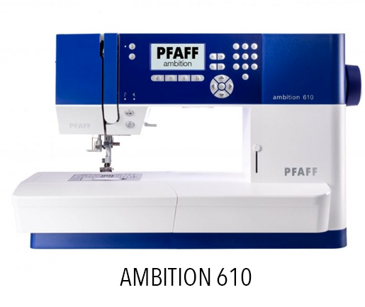 Ambition 610 - Sewing Machine