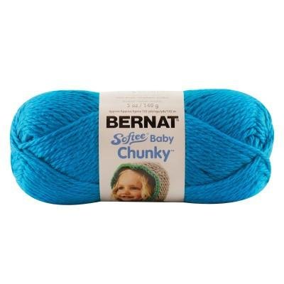 Bernat Softee BABY CHUNKY Yarn - Assorted Colours