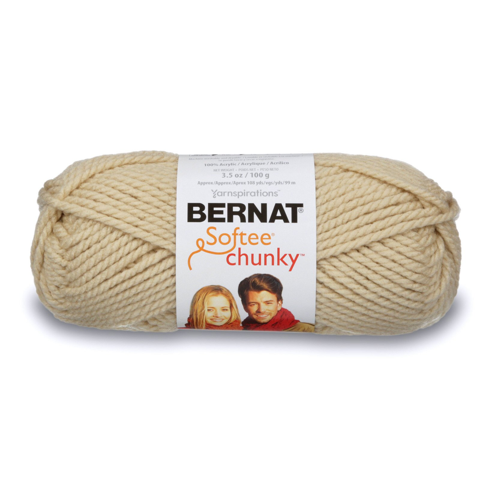 Bernat Softee Chunky - Assorted Colours