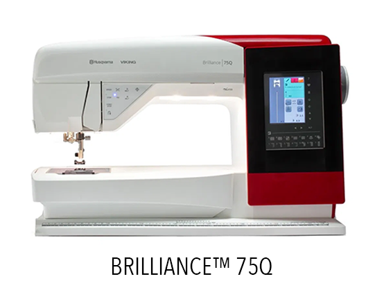 BRILLIANCE 75Q - Sewing Machine