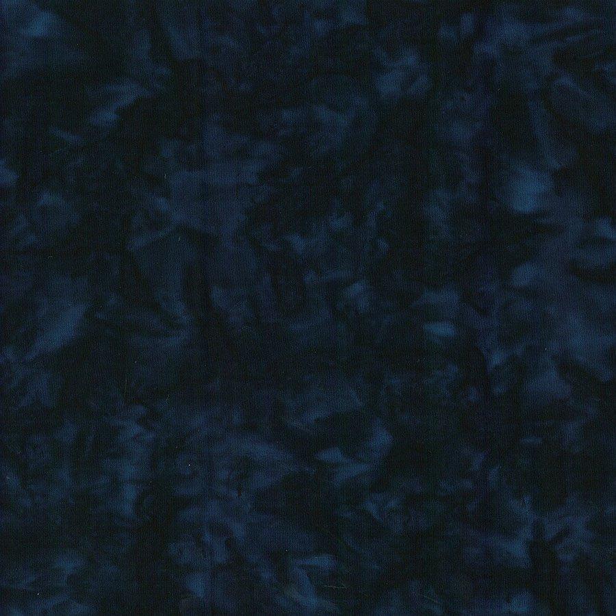 Cantik Batiks Flavours Darkest Blue